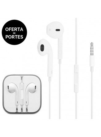 Auricular Apple Earpods MD827ZM/A