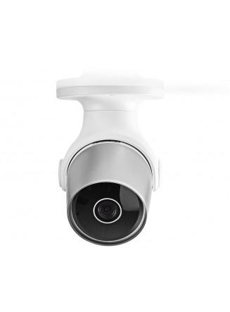 Câmara IP Inteligente Wi-Fi 1080p Full HD p/ Exterior IP65 c/ Áudio e Sensor de Movimento - NEDIS