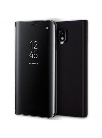 Capa Flip Cover Clear View para Samsung G965 Galaxy S9 Plus