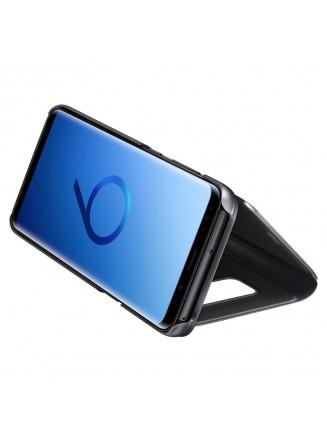 Capa Flip Cover Clear View para Samsung G960 Galaxy S9
