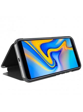 Capa Flip Cover Clear View para Samsung J610 Galaxy J6 Plus