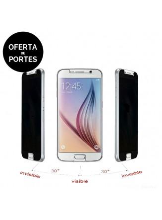 Película de Vidro Temperado Samsung (9H) Privacidade