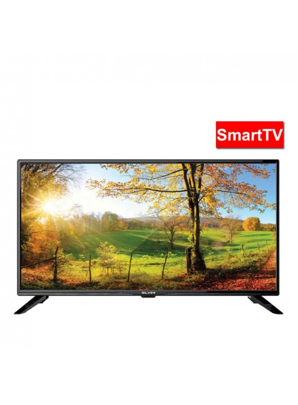 TV Silver 32'' LED HD SmartTV