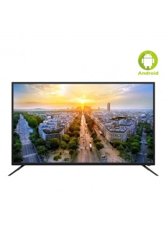 TV Silver 50'' LED 4K UHD SmartTV