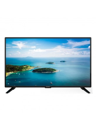 TV Silver 40'' LED HD