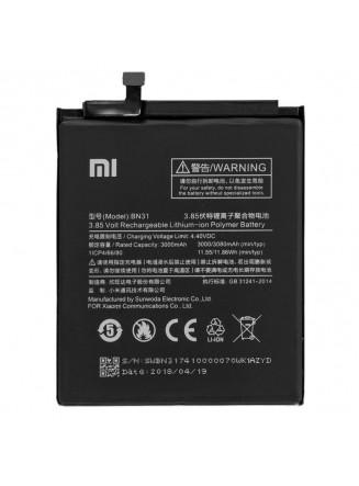 Bateria Original Xiaomi Mi A1 / Mi 5X / Redmi Note 5A / Note 5A Prime / Redmi S2